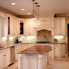 Kitchen Cabinetry by Glamour Kitchens