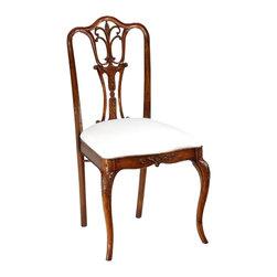 Jonathan Charles - New Jonathan Charles Dining Chair Mahogany - Product Details
