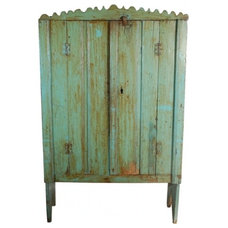 Rustic Storage Cabinets by EcoFirstArt