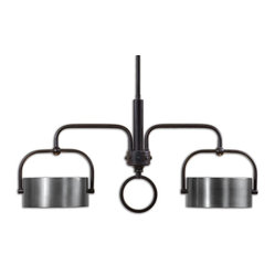 Belding 2-Light Kitchen Island Fixture