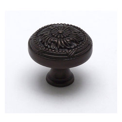 Berenson - Berenson BER-8251-1ORB-P Oil Rubbed Bronze Cabinet Knobs - Berenson item number 8251-1ORB-P is a beautifully finished Oil Rubbed Bronze Cabinet Knob.