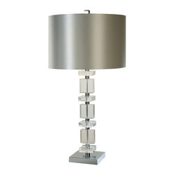 Trend Lighting - Tableau Crystal Table Lamp - -120 Volts