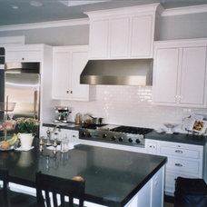 Traditional Kitchen by DOUGLAS A. MCQUILLAN - ARCHITECT