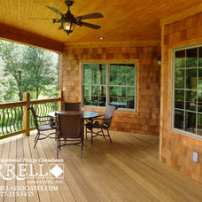 Traditional Deck by Garrell Associates, Incorporated