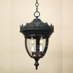 JVI Designs - JVI Designs 1106 2 light Hanging Pendant Outdoor Lighting collection - JVI Designs 1106 Features: