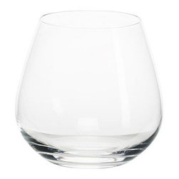 "Schott Zwiesel Stemless Red Wine Glasses, Set of 6 - Enjoy your favorite wines in our beautiful Schott Zwiesel stemless glasses, specially designed to resist breakage. Red Wine: 4"" diameter, 4"" high; 20 fluid ounces White Wine: 4"" diameter, 5"" high; 19 fluid ounces Made of incredibly resilient Tritan(R) crystal. Set of 6 red or white wine glasses. Monogramming is available at an additional charge. Monogram will be centered on the side of each glass. Dishwasher-safe. Watch a video about the beauty and durability of our {{link path='/stylehouse/videos/videos/pbq_v14_rel.html?cm_sp=Video_PIP-_-PBQUALITY-_-SCHOTT_BEAUTY_DURABILITY' class='popup' width='950' height='300'}}Schott Zweisel glassware{{/link}}. Made in Germany."