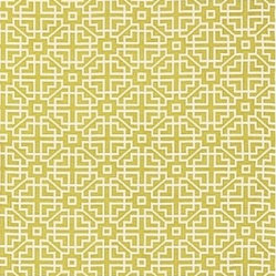 Schumacher - Union Square Fabric - You'll like the way this geometric pattern updates any chair or sofa — even curtains. Available in citron, raspberry, sky and zinc, you'll also appreciate its durable yet soft texture — made of cotton and rayon. There's a two-yard minimum order.