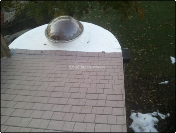 Contemporary  by Cool Flat Roofing MA