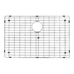 "VIGO Industries - VIGO Kitchen Sink Bottom Grid 29"" x 16"" - Maintain the beauty of your kitchen sink basin with a VIGO Kitchen Sink Bottom Grid."