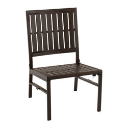 Cosco - Cosco SMARTFOLD Outdoor Folding Lounge Chair - Cosco's SMARTFOLD lounge chair encourages customization of an outdoor space by offering the ability to be a lounge chair, love seat, or a couch through its ganging capability. No tool easy assembly.