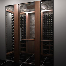 Contemporary Rendering by Cable Wine Systems