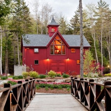 Yankee Barn homes display diverse architectural styles. Proof is here.