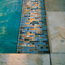 Traditional Hot Tub And Pool Supplies by Cabochon Surfaces & Fixtures