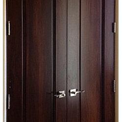 Mediterranean Doors Custom Solid Wood Radius 1 Panel Double Door Here Is One Of Our Custom
