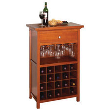 Wine And Bar Cabinets by Organize-It
