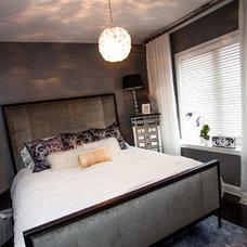 Contemporary Bedroom by Savvy Interior Design