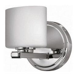 Hinkley Lighting - Hinkley Lighting 5420CM Ocho Chrome Wall Sconce - Hinkley Lighting 5420CM Ocho Chrome Wall Sconce