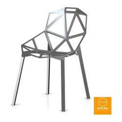 Magis - Magis | Chair_One Stacking Set of 2, Quick Ship - Design by Konstantin Grcic, 2003.