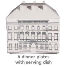 Traditional Plates by A+R