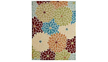 Contemporary Outdoor Rugs by Pier 1 Imports