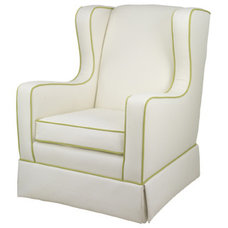 Contemporary Rocking Chairs by Cuddles Kids Bedding Boutique