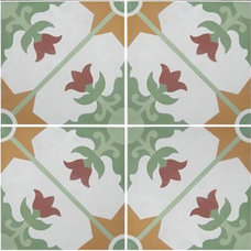 Contemporary Floor Tiles by www.LUXURYSTYLE.es
