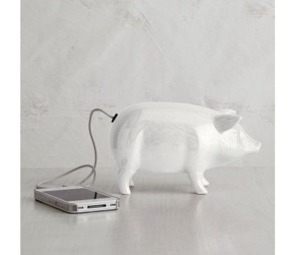 Eclectic Home Electronics by West Elm