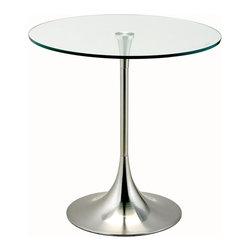 Adesso - Adesso WK2134-22 Coronet Accent Table - Adesso WK2134-22 Coronet Accent Table