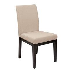 Office Star - Office Star Dakota Parsons Chair in Linen - Ave Six Dakota Parsons Chair in Linen