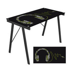 Graphic Top Exponent Desk - Headphones -