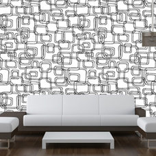 Modern Wall Decals by Accent Wall Customs