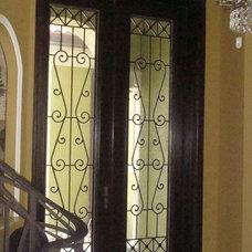Mediterranean Front Doors by DecoDesignCenter.com
