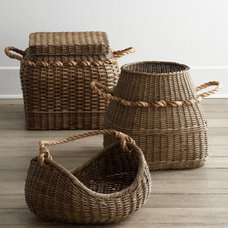 Contemporary Baskets by Horchow