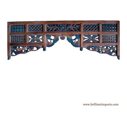 Brilliant Imports : The Bali Collection ~ Rare Finds - {NEW} VINTAGE PANEL