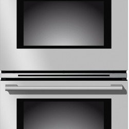 "Verona - VEBIEM3030DSS 30"" Electric Self Cleaning Double Wall Oven With 4.1 Cu. Ft. Capac - With many preset cooking functions the Verona 30 series ovens help you prepare your meals with efficiency and ease Child safety locks and cool touch doors ensure you and your family will be protected from high temperatures while cooking and during th..."