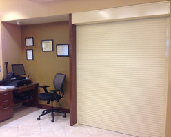Pharmacy Project - Pharmaceutical Storage Security Shutter