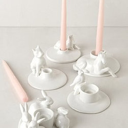 Ann-Katrin Braf - Bunny Love Taper Holder - *An Anthropologie exclusive by Ann-Katrin Braf