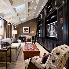 Designer Living/Family Rooms
