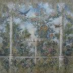 Fresco Garden - ...Painted Tapestry...