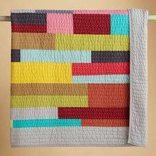 Eclectic Quilts by Sundance Catalog