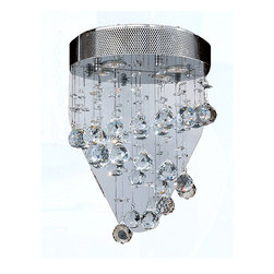 Worldwide Lighting - Helix 2 Light Chrome Finish Crystal Mirror Wall Sconce Light CLEARANCE SALE - Paragraph Description (if exist)