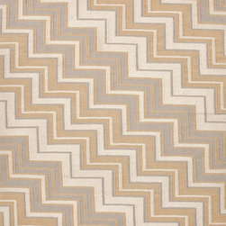 Jaipur Rugs - Flat Weave Geometric Pattern Beige /Brown Wool Handmade Rug - MR69, 3.6x5.6 - An array of simple flat weave designs in 100% wool - from simple modern geometrics to stripes and Ikats. Colors look modern and fresh and very contemporary.
