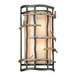 Troy Lighting - Adirondack 2-Light Wall Sconce B2882 - Adirondack 2-lt Wall Sconce