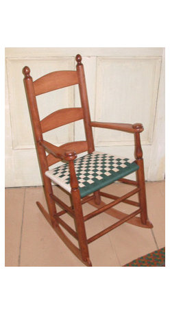 South Union Shaker Child's Rocker - Child's Shaker Rocking Chair