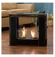 contemporary firepits by Overstock