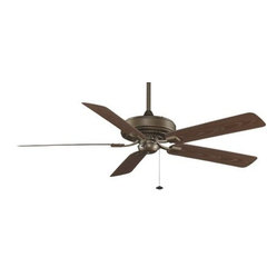 Edgewood Deluxe Series Ceiling Fan Wet Location