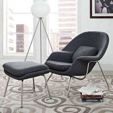 Contemporary Armchairs And Accent Chairs by BELLA VICI