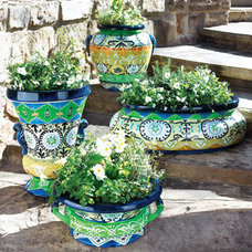 Traditional Indoor Pots And Planters by Horchow