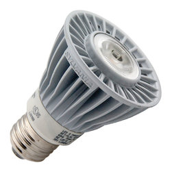 Osram Sylvania - Sylvania 78654 - 8W PAR20 LED - 320 Lumens, Flood, Warm White, Dimmable - SYLVANIA 78654, LED8PAR20/DIM/827/FL36. Light output similar to standard 35W PAR20 halogen.