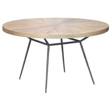 Modern Dining Tables by Hudson